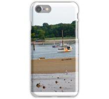 Boats in a Cove iPhone Case/Skin