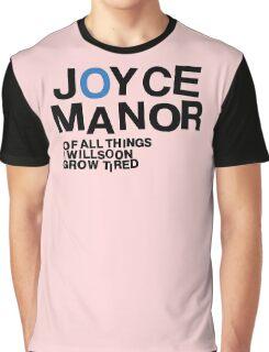 Joyce Manor Graphic T-Shirt