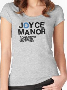 Joyce Manor Women's Fitted Scoop T-Shirt