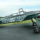 Focke-Wulf Fw 190F-8/U-1 583219 black 38 by Colin Smedley