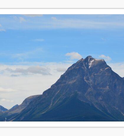 Alberta Mountains Sticker
