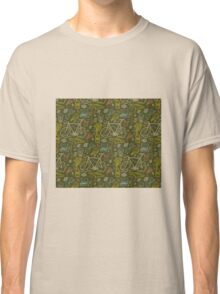 Peculiar Pattern Classic T-Shirt
