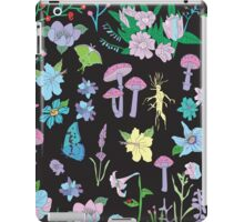 Garden Witch iPad Case/Skin