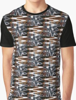 Chocolate Swirl Graphic T-Shirt