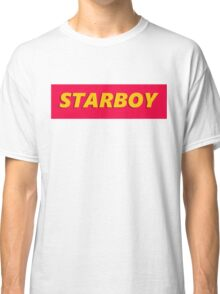 The Weeknd - Starboy Classic T-Shirt