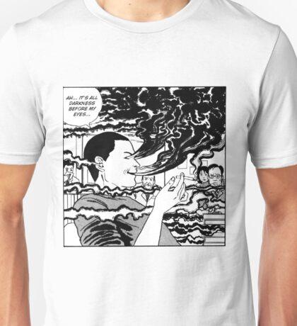 Junji Ito - The Smoking Club Unisex T-Shirt