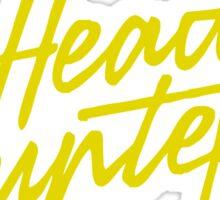 The Headhunterz Sticker