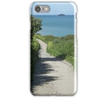 SW Coast Path iPhone Case/Skin
