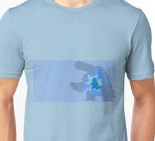 POKÉMON minimals #007-009 SQUIRTLE/WARTORTLE/BLASTOISE/MEGA Unisex T-Shirt