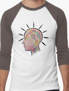Mind Pop Men's Baseball ¾ T-Shirt