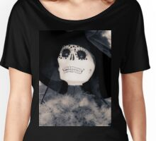 Halloween The Catrina Women's Relaxed Fit T-Shirt