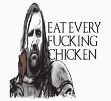 The Hound and the chicken, rule #1: T-Shirt