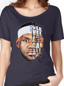 Cleveland Cavaliers Women's Relaxed Fit T-Shirt