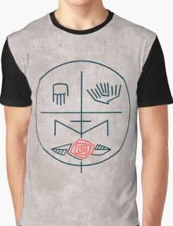 Abstract contemporary religious symbol Graphic T-Shirt