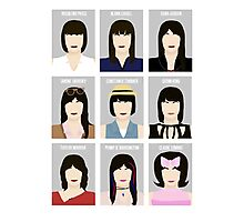 Constance Zimmer Photographic Print