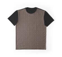 Louis Vuitton L V logo brown multi print pattern Graphic T-Shirt