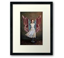 Wonder of Patience - Selena Framed Print