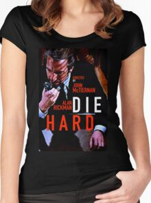 DIE HARD 15 Women's Fitted Scoop T-Shirt