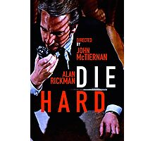 DIE HARD 15 Photographic Print