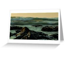 Early swell Greeting Card