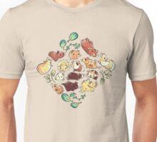 Guinea Pig Diamond  Unisex T-Shirt
