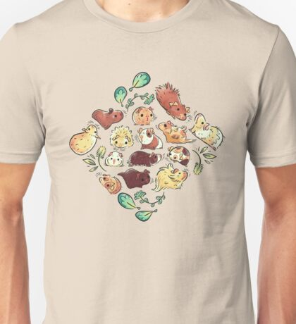 Guinea Pig Diamond  Unisex T-Shirt