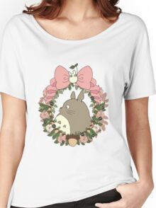 My Neighbor Totoro Women's Relaxed Fit T-Shirt
