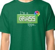 Grass Type - PKMN Classic T-Shirt