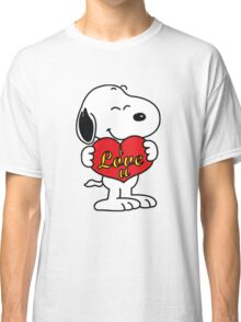 Snoopy Fans love Classic T-Shirt