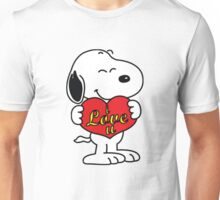 Snoopy Fans love Unisex T-Shirt