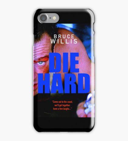 DIE HARD 16 iPhone Case/Skin