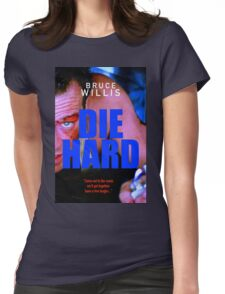 DIE HARD 16 Womens Fitted T-Shirt