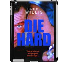 DIE HARD 16 iPad Case/Skin