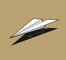 Paper Airplane 2 by YoPedro