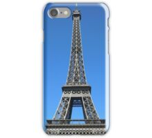 Paris France: Eiffel Tower iPhone Case/Skin