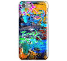 BICYCLES ABSTRACT; Whimsical Print iPhone Case/Skin