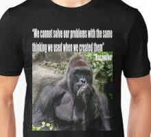 harambe inspirational quote Unisex T-Shirt