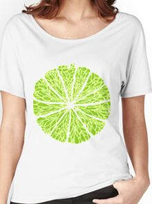 Lime Time  Women's Relaxed Fit T-Shirt