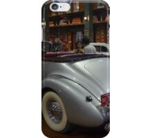 1939 Packard   Victoria Convertable    (Rear side View) iPhone Case/Skin