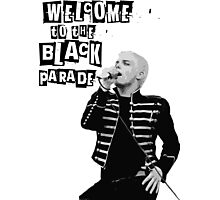 The Black Parade  Photographic Print