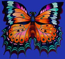 """Beauty of Butterfly"" by Tatyana Binovskaya"