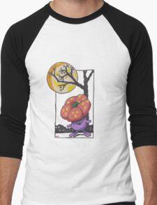 Very Vile Halloween Men's Baseball ¾ T-Shirt