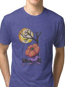 Very Vile Halloween Tri-blend T-Shirt