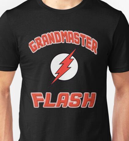 Grandmaster Flash Unisex T-Shirt