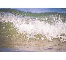 Splash One Photographic Print