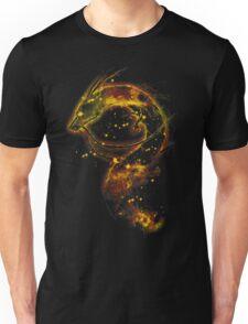 haku nebula -orange version Unisex T-Shirt