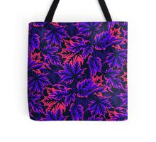 Leaves - Pink/Purple Tote Bag