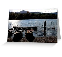 """""""Sometimes you will never know the value of a moment, until it becomes a memory."""" Greeting Card"""