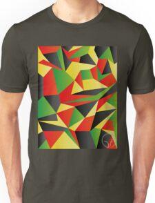 Polygon Crazy  Unisex T-Shirt