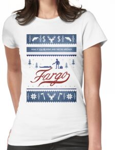 FARGO Womens Fitted T-Shirt